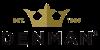 Logo Denman Zwart